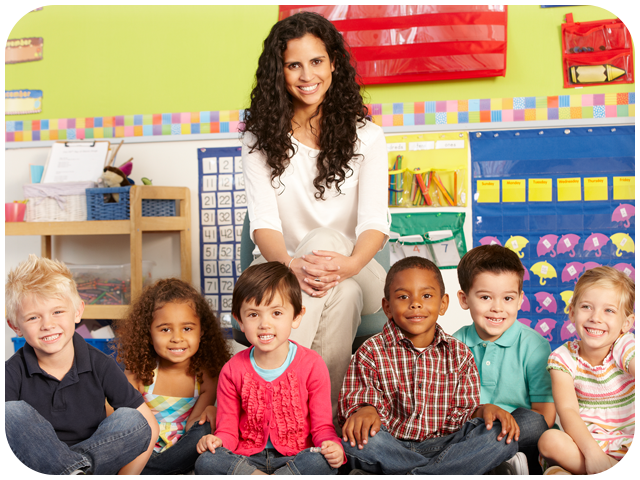 Happy Teachers | Town4kids Kindergarten System