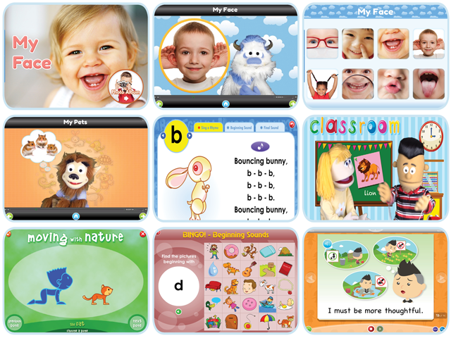 Multimedia for School | Town4kids Kindergarten System
